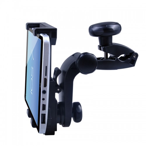 SOHA CHT-017 Car Holder Khusus Buat Jok Mobil Tablet 7 Inch - 10 Inch Ipad Stabil dan Aman STRDY