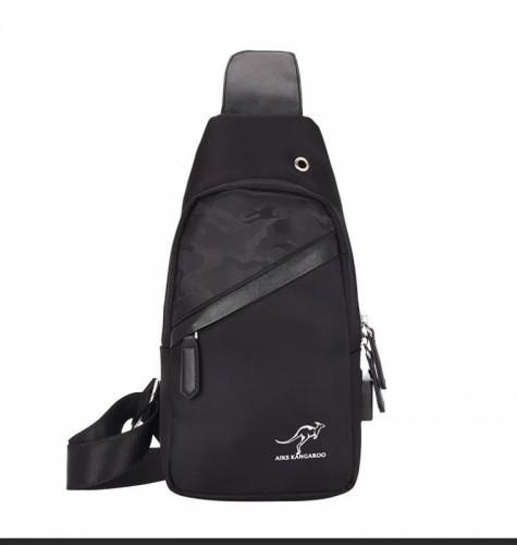 New SAQIDAISHU Tas Selempang Kulit Sling Bag Crossbody - 7808