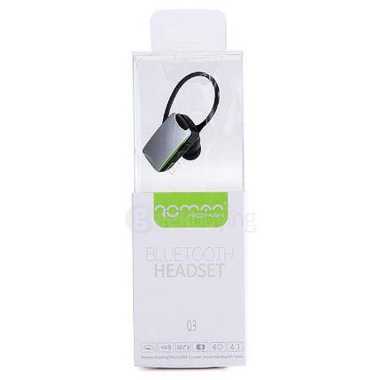 HandsFree Bluetooth Stereo Q3 - Universal - Roman