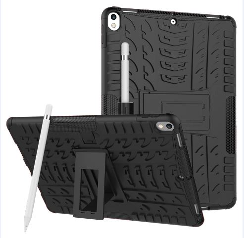 Case Ipad Pro 10.5 Inch 2019 - Rugged Armor Stand / Hybrid / Dazzle Cover