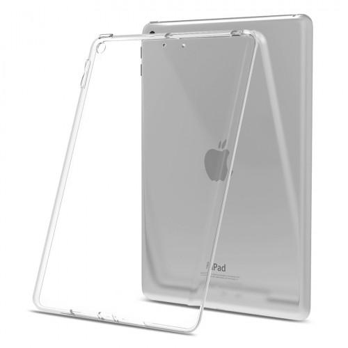 Silikon Ipad 9.7 Inch 2017 - New Soft Case /  Cover TPU Luxury  / Bening Tablet