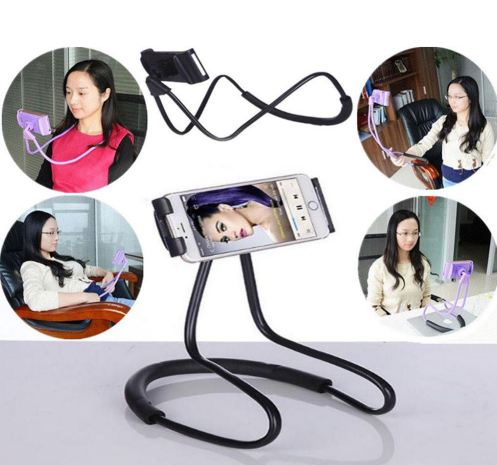 Lazy pod Serbaguna / Lazy pod Neck Holder / Holder Gantungan HP Di Leher