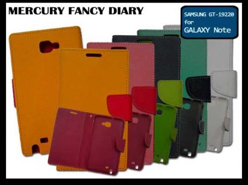 Sarung Mercury KW Samsung Note 1 - n7000 / i9220