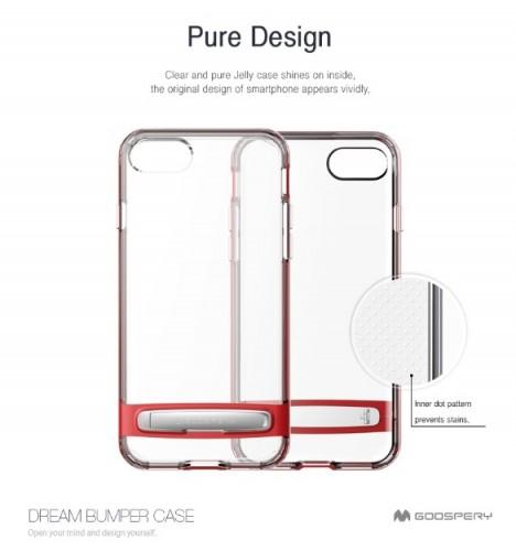 Samsung S9 Biasa - Dream Stand Bumper Case Original 100% Mercury Goospery