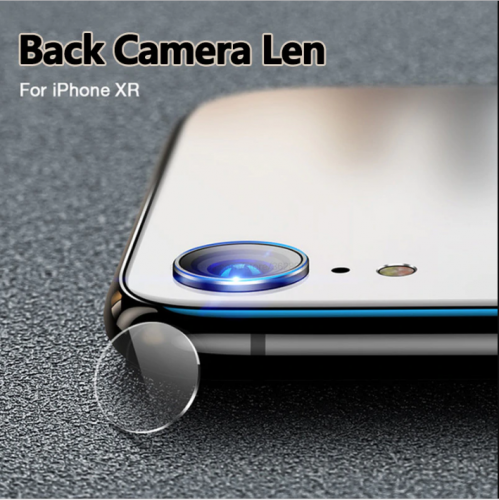 Camera Screen Protector Camera Iphone XR - Anti Gores Pelindung Lensa Kamera
