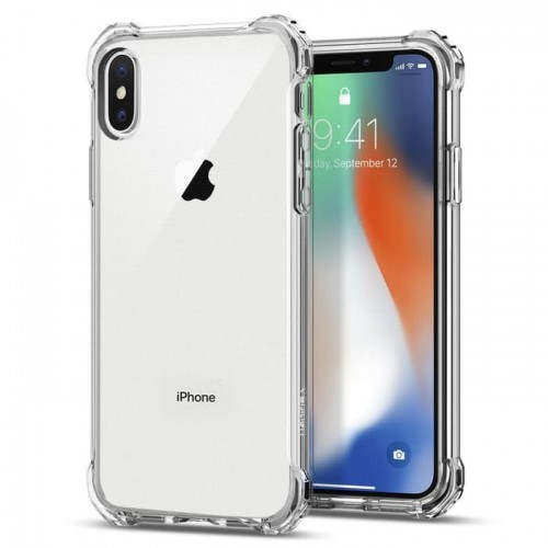 Anti Crack Fuze Iphone XS MAX / 6.5 Inch - Bening -  ShockProff / Anti Shock Case