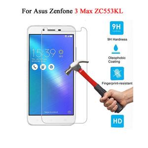 Tempered Glass Std Asus Zenfone 3 Max 5.5 / Anti Gores Kaca - Tidak Ada Garansi Pecah