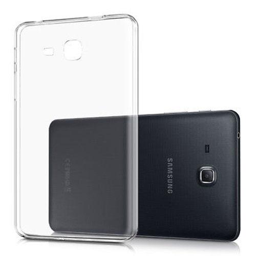 SoftShell Bening Samsung Tab A 7 inch 2016 / t280 / Tab J T285 - Silikon Luxury Bening Tablet Case
