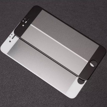 Tempered Glass Iphone 6 / 5D / Full Body / Anti Gores Kaca