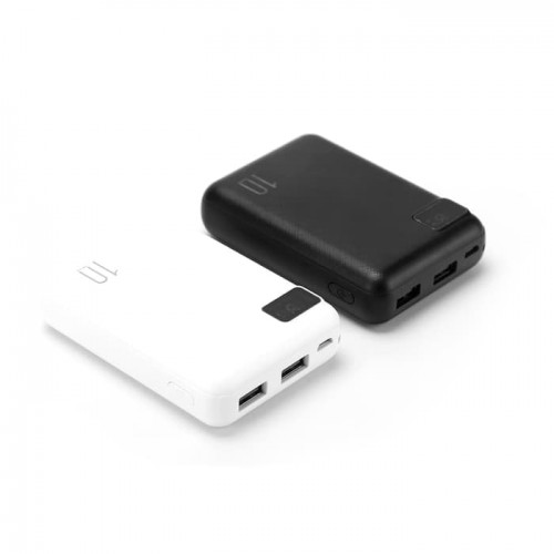 Wesdar S65 10.000mAh Mini PowerBank (Digital Display Fast Charge)
