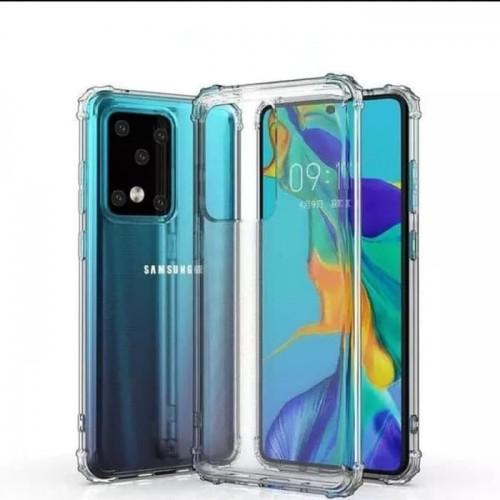 Anti Crack Fuze Samsung S20 Ultra - Bening -  ShockProff / Anti Shock Case