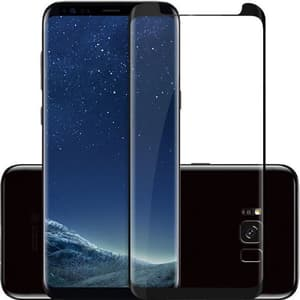 Tempered Glass Samsung Galaxy S8 Plus / Full Body /  Full Lem HP Lengkung / Anti Gores Kaca