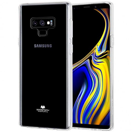 Jelly Case Mercury Samsung Galaxy Note 9 -100% Original Goospery