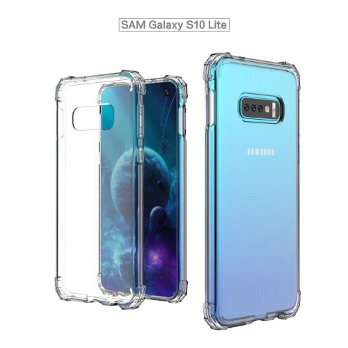 Anti Crack Fuze Samsung Galaxy S10 Lite Bening -  ShockProff / Anti Shock Case