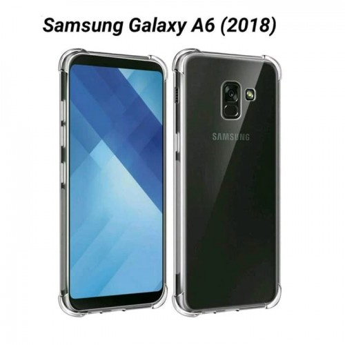 Anti Crack Fuze Samsung Galaxy A6 2018 / Bening -  ShockProff / Anti Shock Case