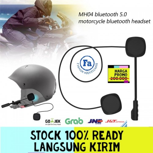Bluetooth Helm Wireless Headphone Helmet EarPhone Touring MH04
