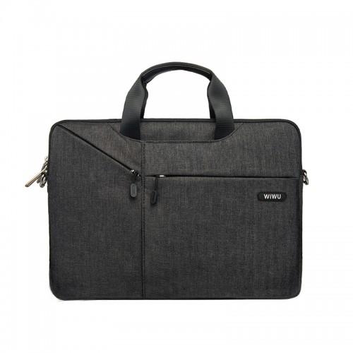 WiWU Laptop Bag Case 13.3 Shoulder Bags Case Waterproof Notebook Bag