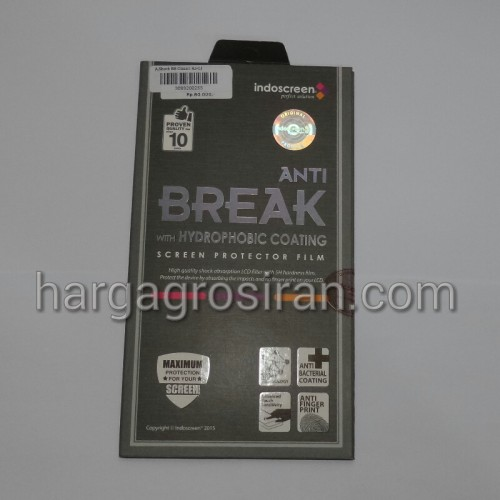 Anti Break Iphone 6 / Iphone 6s / Anti Shock Hikaru / Anti Gores Bahan Karet - Full Set
