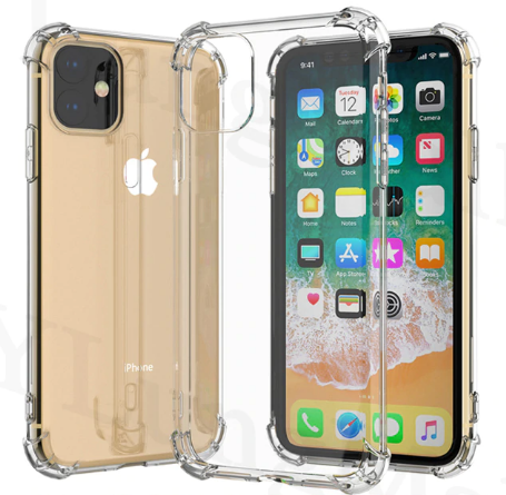 Anti Crack Fuze Iphone XI 6.1 Inch 2019 - Bening -  ShockProff / Anti Shock Case