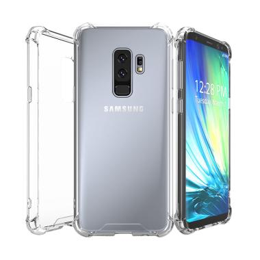 Anti Crack Fuze Samsung Galaxy S9 Plus Bening -  ShockProff / Anti Shock Case