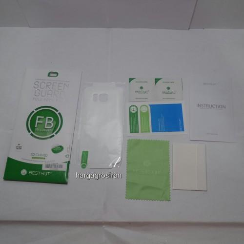 Anti Gores Belakang FS Samsung Note 5 - Full Cover / Khusus Belakang Full Body 3D Curved