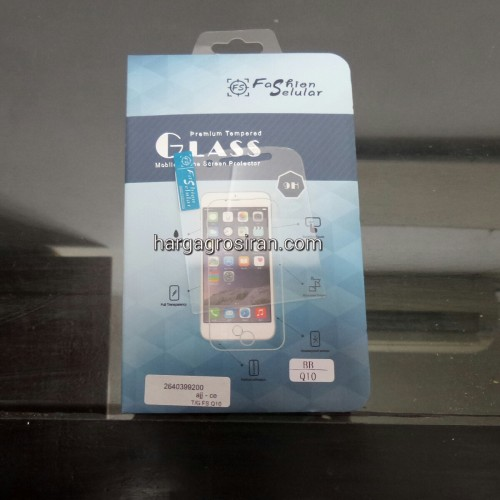 Tempered Glass FS Blackberry Q10 / Anti Gores Kaca