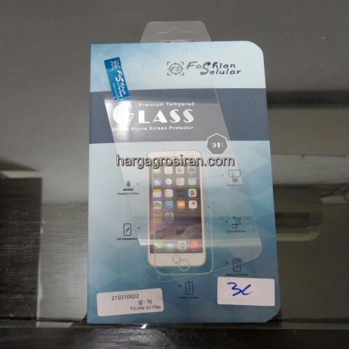 Tempered Glass FS Huawei Honor 3C Play / Anti Gores Kaca