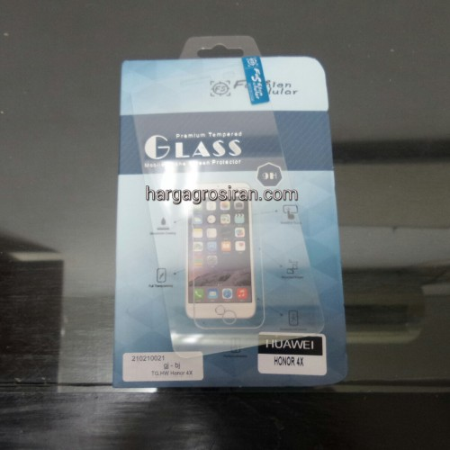 Tempered Glass FS Huawei Honor 4X / Anti Gores Kaca