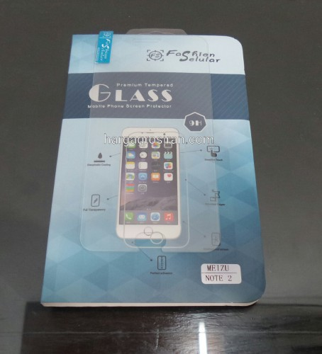 Tempered Glass FS MeiZu / Mei zu M2 Note 2 / Anti Gores Kaca