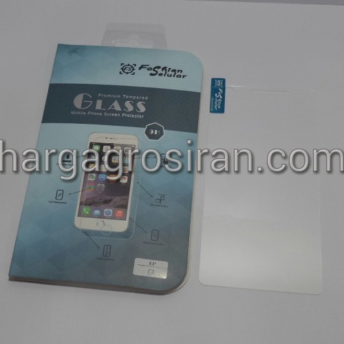 Tempered Glass FS Sony Xperia C4 / Anti Gores Kaca