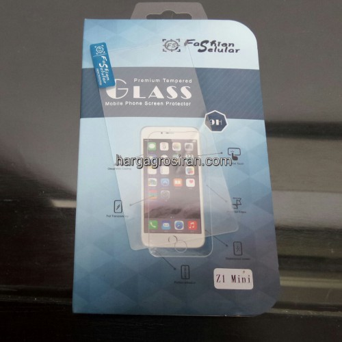 Tempered Glass FS Sony Xperia Z1 Mini / Anti Gores Kaca