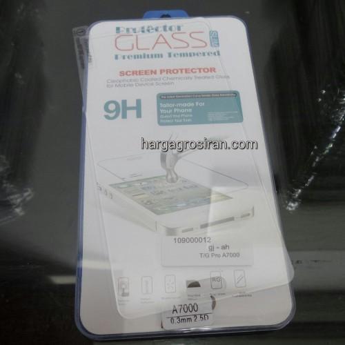 Anti Gores Kaca / Tempered Glass Lenovo A7000