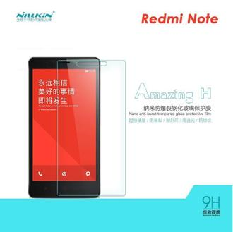 Anti Gores Kaca / Tempered Glass Nillkin H XiaoMi Redmi Note