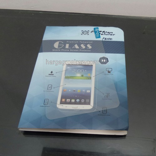 Anti Gores Kaca / Tempered Glass / Samsung Tab 2 - 7 Inch / P3100