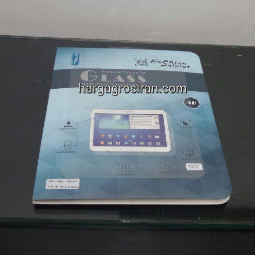 Anti Gores Kaca / Tempered Glass FS Samsung Tab 4 - 10.1 inch / T530
