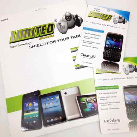 Anti Gores Glare Limited HTC One Dual / 802D