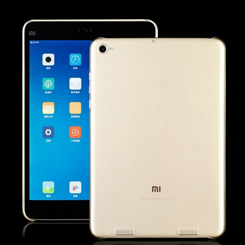 Xiaomi Mi Pad 4 Plus 10.1 Inch - Silikon Clear TPU Cover Shock Absorption Bening Tablet Back Case