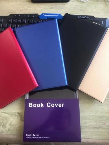 BC-01 Samsung Galaxy Tab A7 2020 10.4 Inch T505 Sarung Book Cover / FLIP Case Silikon Model Original Design