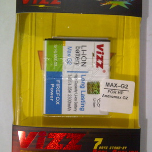 Vizz Andromax G2 - AD681H Baterai Double Power
