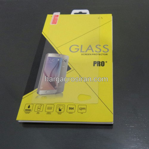 Anti Gores Kaca / Tempered Glass Std Sony Xperia C3