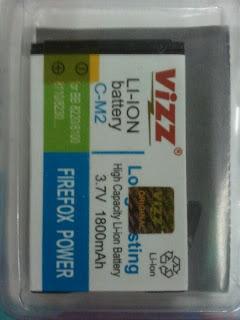 Vizz BlackBerry CM-2 - Pearl Flip, 8220, 8230, 8100
