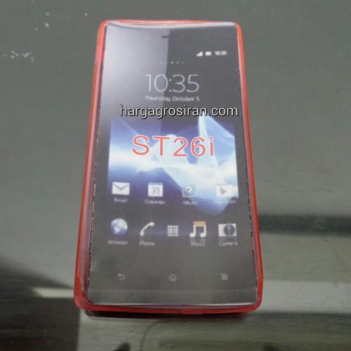 Capdase SoftJaket Sony Xperia J