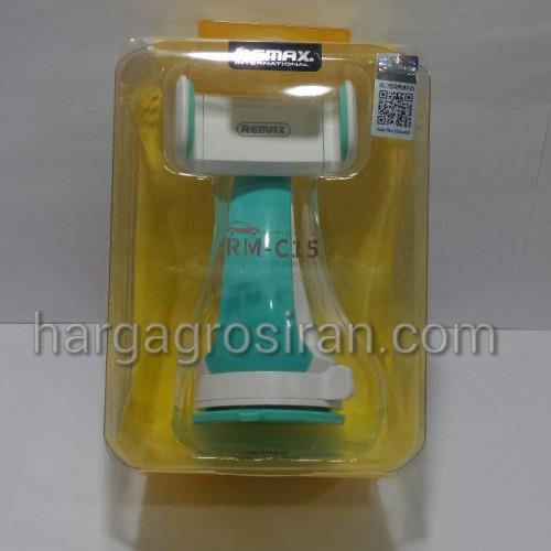 Car Holder Remax RM-C15 / Holder Mobil / Car Mount dengan Model Seperti Capdase