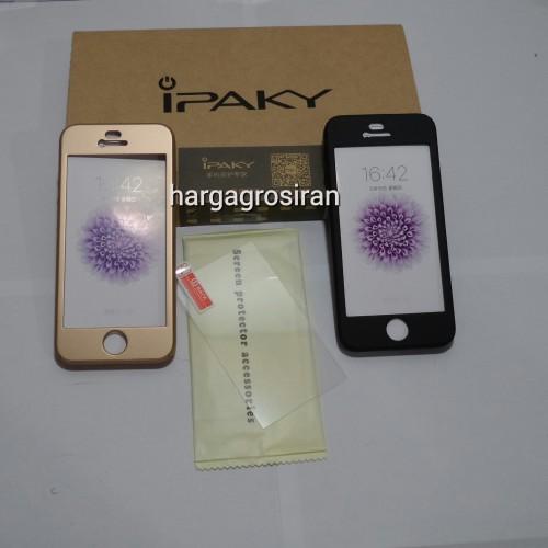 Case Ori Ipaky 360 Full Protective Iphone 5G / Hardcase Full Case 360 - Pelindung Full Body Iphone