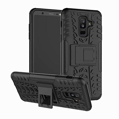 Case Samsung Galaxy A6 2018 - Rugged Armor Stand / Hybrid / Dazzle Cover
