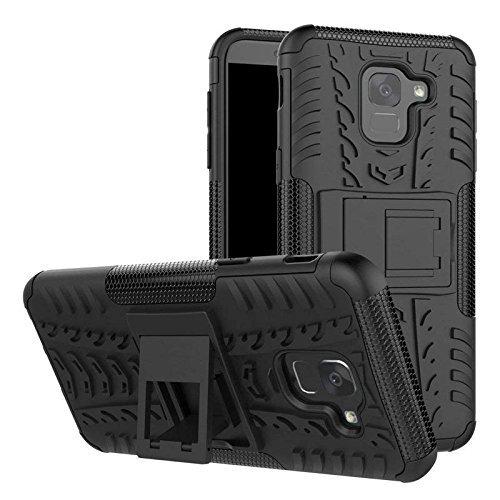 Case Samsung Galaxy J6 2018 - Rugged Armor Stand / Hybrid / Dazzle Cover