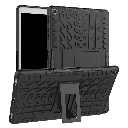 Case Samsung Tab A 10.1 2019 / T515 - Rugged Armor Stand / Hybrid / Dazzle Cover / Shockproof