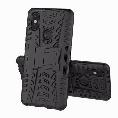 Case Xiaomi Mi 8 / Mi8 - Rugged Armor Stand / Hybrid / Dazzle Cover