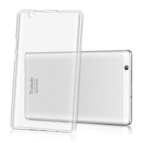 Mi Pad 4 8 Inch Silikon Clear TPU Cover Shock Absorption Luxury Bening Tablet Back Case