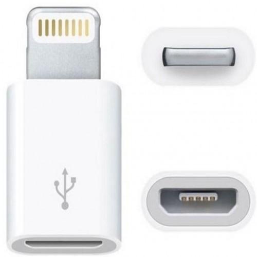 Connector Lighting Iphone / Converter / Konverter Micro ke Lighting